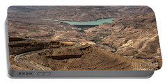 Portable Battery Charger featuring the photograph Jordan River by Mae Wertz