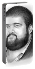 Jorge Garcia Portable Battery Charger