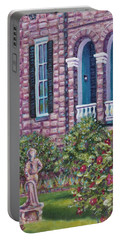 Joseph Aiken Mansion And Carriage House Portable Battery Charger