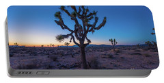Joshua Tree Glow Portable Battery Charger