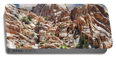 Joshua Tree National Park - Natural Monument Portable Battery Charger