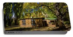 Josie's Cabin, Vernal Utah, Pioneer Cabin Portable Battery Charger