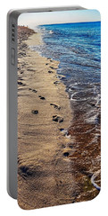 Portable Battery Charger featuring the photograph Journey by Kendall McKernon