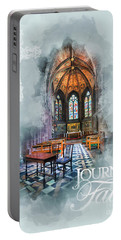 Journey Of Faith Portable Battery Charger