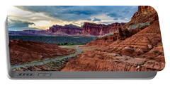Journey Through Capitol Reef Portable Battery Charger