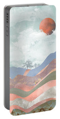 Journey To The Clouds Portable Battery Charger