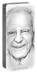 Judge Wapner Portable Battery Charger