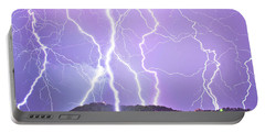 Judgement Day Lightning Portable Battery Charger