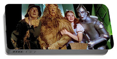 Judy Garland And Pals The Wizard Of Oz 1939-2016 Portable Battery Charger