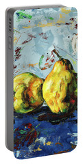 Juicy Quinces Portable Battery Charger
