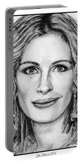 Julia Roberts In 2008 Portable Battery Charger