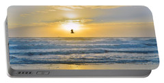 July 30 Sunrise Nh Portable Battery Charger