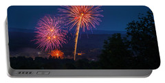 July Fourth Portable Battery Charger