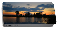July Sunset Portable Battery Charger