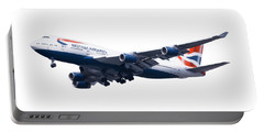 Jumbo Jet Portable Battery Charger by Roger Lighterness