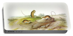 Jumping Mouse Portable Battery Charger