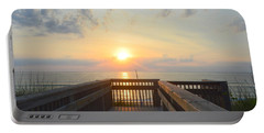 June 17th Sunrise Portable Battery Charger