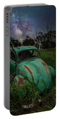 Portable Battery Charger featuring the photograph June Bug by Aaron J Groen