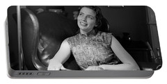 June Carter, 1956 Portable Battery Charger