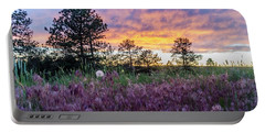 June Color At The Rimrocks Portable Battery Charger