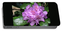 June Daphnoides Portable Battery Charger