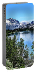 June Lake Portrait Portable Battery Charger