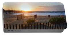 June Sunrise S. Nags Head Portable Battery Charger