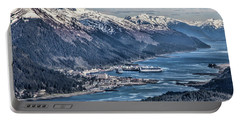 Juneau From Above Portable Battery Charger