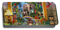 Jungle Coming Portable Battery Charger