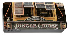Jungle Cruise - Disneyland Portable Battery Charger