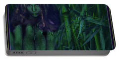 Jungle Fairy Portable Battery Charger