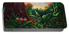 Jungle Harmony 3 Portable Battery Charger