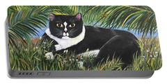 Jungle Kitty Portable Battery Charger