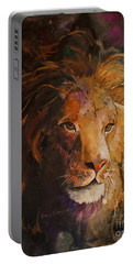 Jungle Lion Portable Battery Charger