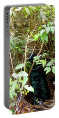 Portable Battery Charger featuring the photograph Jungle Stream by Francesca Mackenney