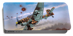 Junkers Ju 87 Portable Battery Charger