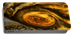 Jupiter's Storms. Portable Battery Charger