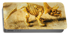Jurassic Toy Triceratops Portable Battery Charger