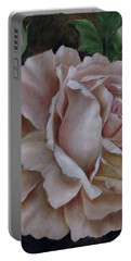 Just A Rose Portable Battery Charger by Katia Aho