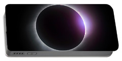 Just After Totality - Solar Eclipse August 21, 2017 Portable Battery Charger