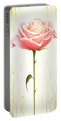 Just Another Common Beauty Portable Battery Charger by Danielle R T Haney