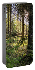 Portable Battery Charger featuring the photograph Just Beyond  by Geoff Smith