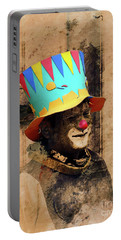 Just Clowning Around II Portable Battery Charger
