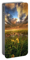 Just Moving Slow Portable Battery Charger by Phil Koch