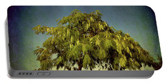 Just One Tree Portable Battery Charger