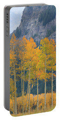 Just The Ten Of Us Portable Battery Charger by David Chandler