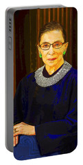 Justice Ginsburg Portable Battery Charger
