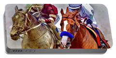 Justify In The Lead Portable Battery Charger