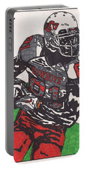 Justin Blackmon 2 Portable Battery Charger