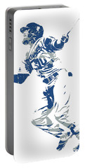 Justin Turner Los Angeles Dodgers World Series Homerun Portable Battery Charger